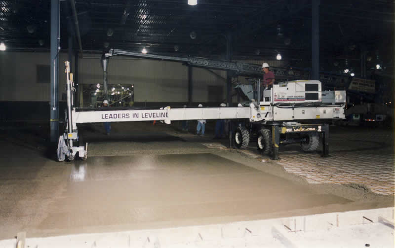 Thessen Concrete Corporation Shrinkage Compensating Concrete